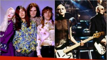 The Smashing Pumpkins anunció su regreso a los escenarios con su formacion clásica