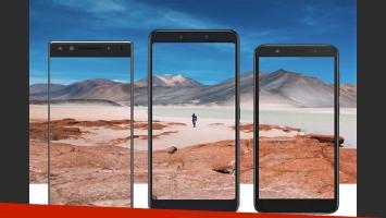 Alcatel mostrará sus modelos 5, 3v y 1x en la MWC 2018