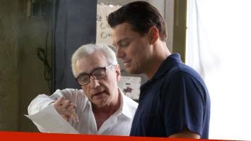 Leonardo DiCaprio es el protagonista favorito de Martin Scorsese
