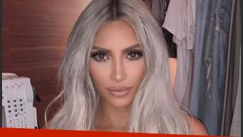 Kim Kardashian: mirá el polémico meme que causa estragos en las redes