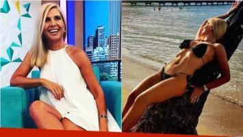 Débora Plager, una periodista orgullosa de su cuerpo y sin tapujos: Sólo se trata de vencer el prejuicio del otro,...