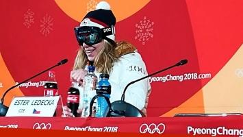 Los momentos más curiosos de PyeongChang 2018