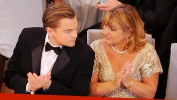 La madre de Leonardo Di Caprio sueña con que conozca a la mujer de su vida