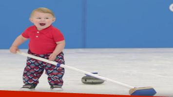 Los Baby Juegos Olímpicos de Invierno arrasan en las redes sociales