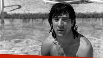 Dustin Hoffman, ganador de dos premios Oscar, se hizo tendencia por su parecido con Messi