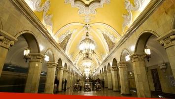 El metro, una opción de traslado para los hinchas que viajen al Mundial de Rusia 2018