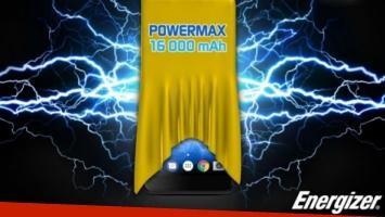 Energizer Power Max P16K Pro: La batería más grande del mundo en un teléfono