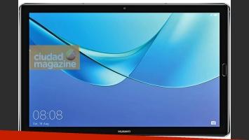 Espiá las características del Huawei MediaPad M5 10 Pro