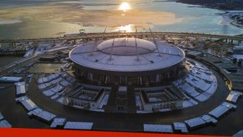 El estadio San Petersburgo, el más caro del Mundial de Rusia 2018