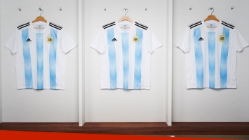 Rumbo a Rusia 2018: mirá cuáles son las camisetas más bonitas del Mundial