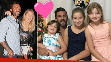 Fabián Cubero afianza el romance con Viciconte: Mis hijas quieren conocer a Mica
