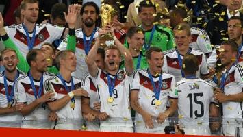 Alemania es el gran candidato en las apuestas para el Mundial de Rusia 2018