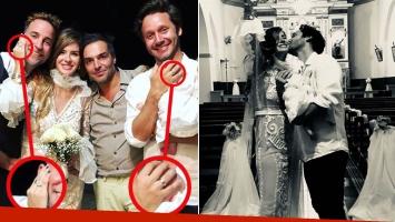 China Suárez y Vicuña bautizaron a Magnolia en una íntima ceremonia en Carmelo, Uruguay… ¿y se comprometieron?