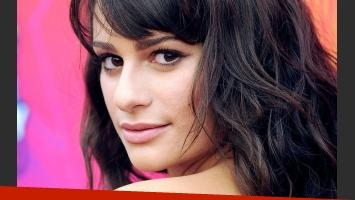 Consejos de Lea Michele para una vida más sana y feliz