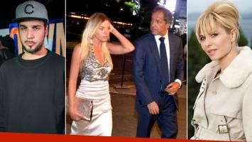 La polémica canción de Dante Spinetta que se hizo viral ¿sobre el romance prohibido de Daniel Scioli y Gisela Berger?