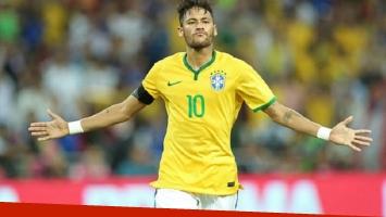Neymar, el encargado de reivindicar a Brasil