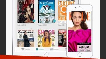 Usuarios de Apple tendrán acceso a más de 200 revistas digitales