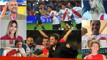 River, campeón de la Supercopa Argentina: la emoción de los famosos en redes