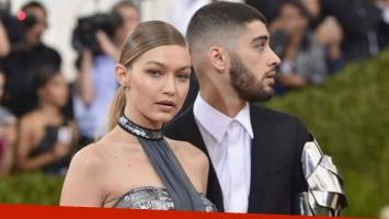 Zayn Malik y Gigi Hadid anunciaron su separación tras 2 años juntos
