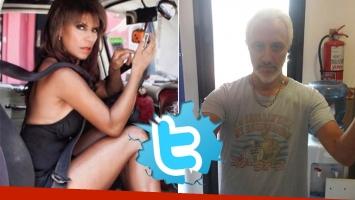 Anamá Ferreira acusó públicamente de maltrato a Andy Kusnetzoff: la respuesta del conductor