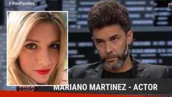 Mariano Martínez se bajó de Rapunzel tras la salida de Laurita Fernández