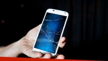 Las pantallas rotas de los celulares sí tienen solución