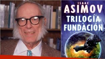 Apple compró los derechos para convertir Fundación, la saga de Isaac Asimov en una serie