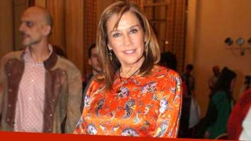 Marcela Tinayre habló del escandaloso audio viralizado: No le doy mucha importancia, estaría cruzada ese día