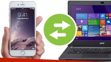 Dato tecnológico: cómo pasar las fotos de un iPhone a una notebook con Windows