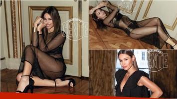 Las fotos sexies de Pampita, tapa de Gente: Soy una mujer muy sensible, que pudo soportar un montón de cosas