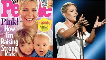 Pink, tapa de la revista People, le pone fin a la elección de la revista de la mujer más bella del mundo