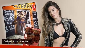 Por qué Jimena Barón dejó de ser vegetariana, tras dos años: El médico me dijo que tenía que comer carne