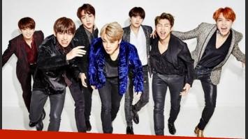 BTS: la banda coreana que está rompiendo esquemas