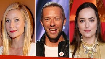 Gwyneth Paltrow aceptó sin problemas el romance de su ex con Dakota Johnson
