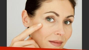 Tips para lograr una mirada más descansada