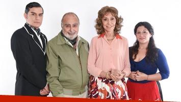 Marta Bianchi y Pepe Novoa, dos actores eximios reunidos en Con el alma aferrada