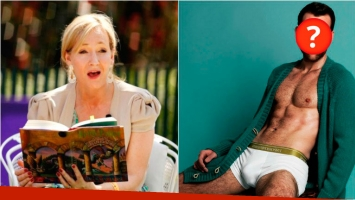 Matthew Lewis, o Neville Longbottom en las películas de Harry Potter, se desnudó para una revista gay británica. Foto: Attitude Magazine