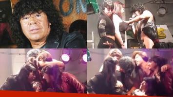 El video de La Mona Jiménez que generó controversia. Foto: Captura
