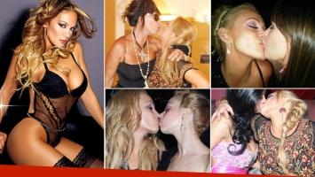 María Eugenia Ritó confesó que es bisexual. (Fotos: Web y Playboy TV)