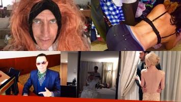 Martín Fierro 2015: así se prepararon los famosos para la gran gala