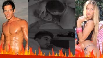 Romina y Francisco tuvieron una noche apasionada bajo las sábanas. Foto: Captura / Web