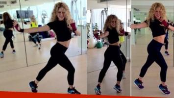 Cómo hizo Shakira para volver a lucir sus caderas deslumbrantes cinco meses de dar a luz. (Foto: Instagram)
