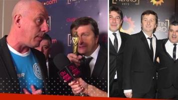 Peligro Sin Codificar ganó como Mejor Programa Humorístico. Fotos: Movilpress y Captura video.