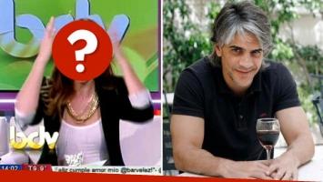 Mariana Brey contó que tuvo un sueño erótico con Pablo Echarri:
