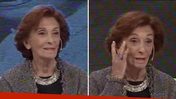 El video la deliciosa entrevista a Hilda Bernard en el Diario de Mariana