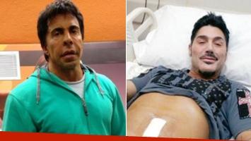 Gustavo Martínez y su reacción tras conocerse la autopsia al cuerpo de Fort. Fotos: Web.