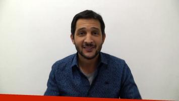 Germán Paoloski se confesó con Ciudad.com antes del debut de La mesa está lista