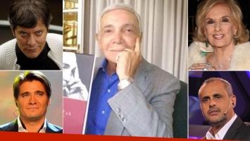 Los famosos despiden a Alejandro Romay en Twitter