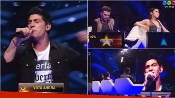 Matías de Elegidos sorprendió nuevamente con su actuación. Foto: Captura