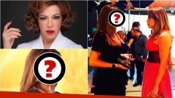 El increíble reemplazo de Lizy Tagliani en Casa Fantasma. Foto: Web / Prensa Casa Fantasma